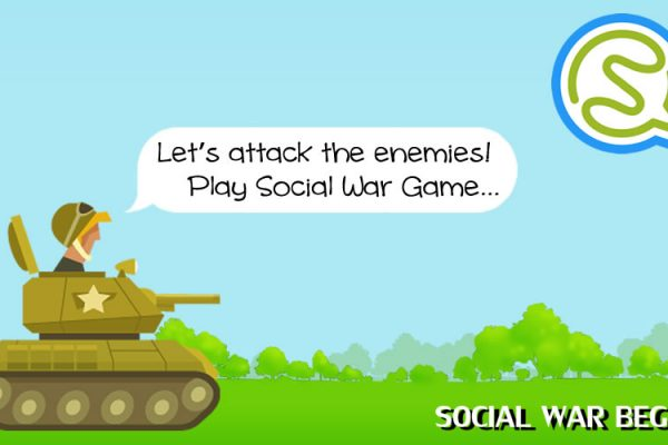 New Game – Social War
