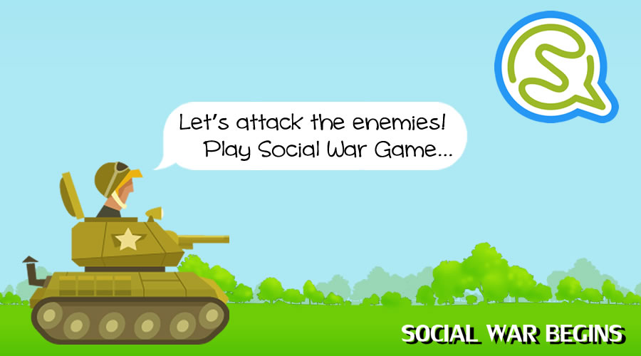 New Game – Social War